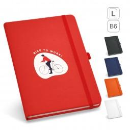 Caderno Capa Dura B6 personalizado Atwood 93723