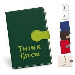caderno capa dura A5 personalizado mod 3003