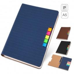 Caderno de Anotações A5 personalizado CAD100