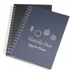 Caderno personalizado Wire-o