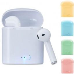 Fone Bluetooth Com Case Carregador 14199