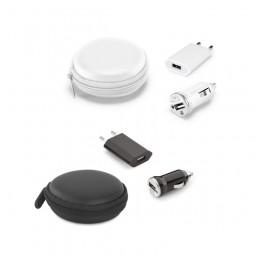 Kit de Carregadores USB 97312