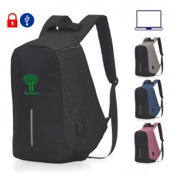 mochila anti furto para notebook MC240