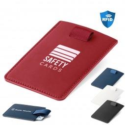 Porta Cartão Protetor RFID personalizado Poppy