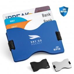 Porta Cartão Protetor RFID Personalizado Muller