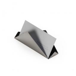 Porta Cartão Inox 13729