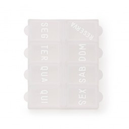 Porta Comprimidos Semanal 13592