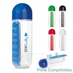 Squeeze com Porta Comprimidos 94644