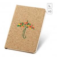 Caderno capa em Cortiça A5 Adams 93719